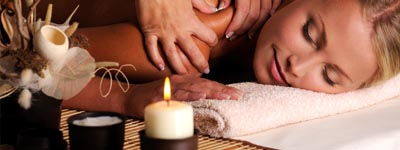 Hot Rock Body Spa Treatments